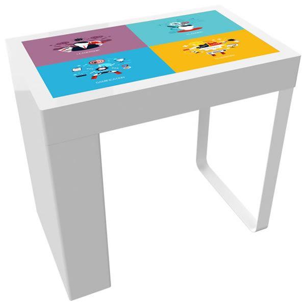 Table Tactile 42 Ohio Cette Table Tactile De 42 Pouces Est Un Elegant Modele Made In France Equipe D Une Ecran Haut De Ga Table Tactile Ohio Made In France