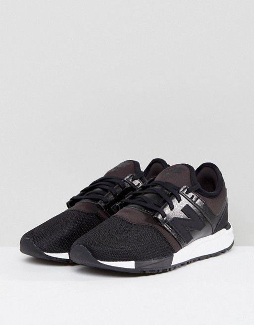 huge discount 192ae 30d6a New Balance 247 Trainers In Black at asos.com