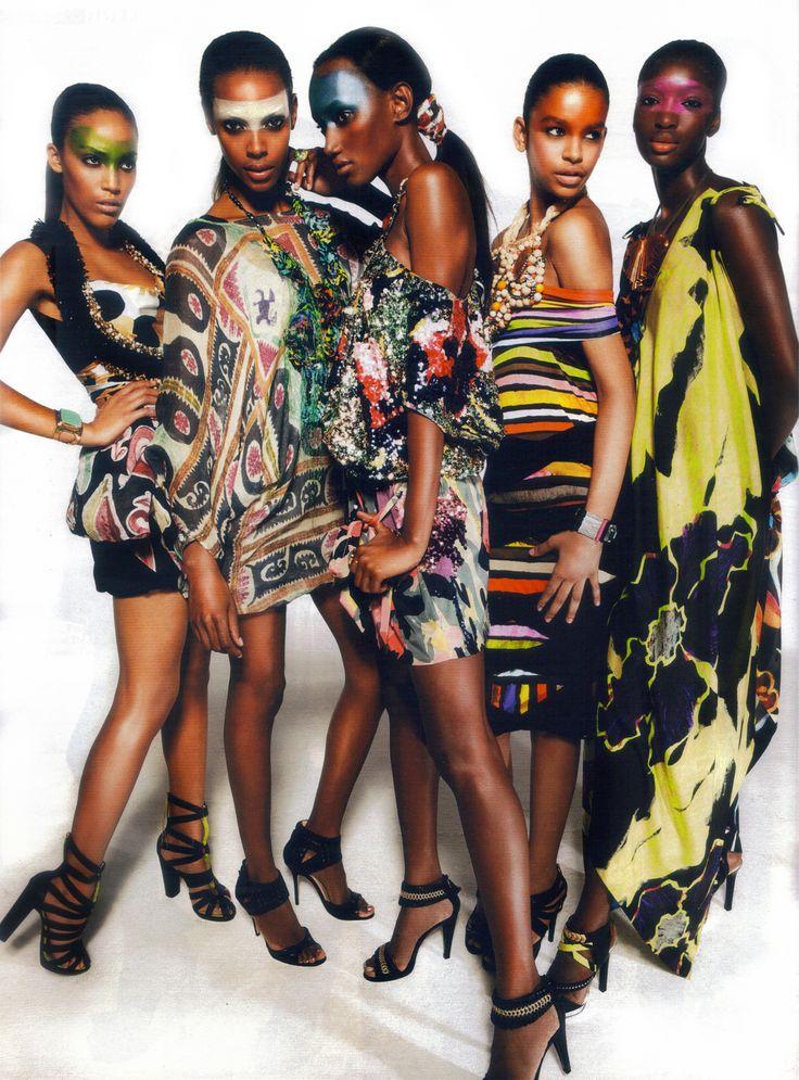 Moda tribal