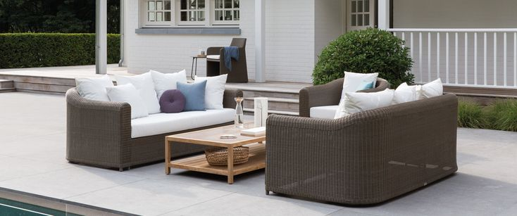 Orlando Range of All-Weather Patio Furniture classic and timeless