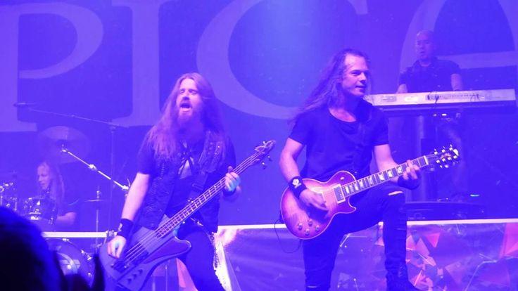 Epica Universal Death Squad @ Epic Metal Fest II 013 Tilburg 01-10-2016