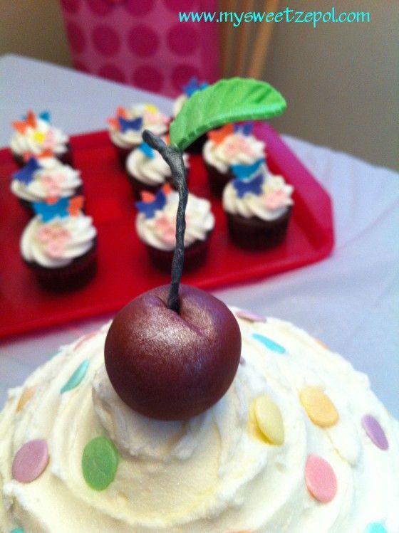 My Sweet Zepol » Birthday week celebration with the cherry on top.: Week Celebration, Sweet Zepol, Birthday Week, Top