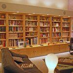 IKEA Built-In Bookcase wall (Billy, Effektiv, Lack