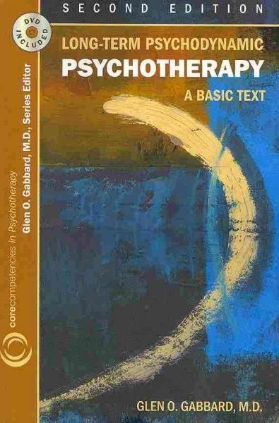 At the time Dr. Glen O. Gabbard's first edition of Long-Term Psychodynamic Psychotherapy came out in 2004, the Psychiatry Residency Review Committee (RRC) mandated that all psychiatric residents must