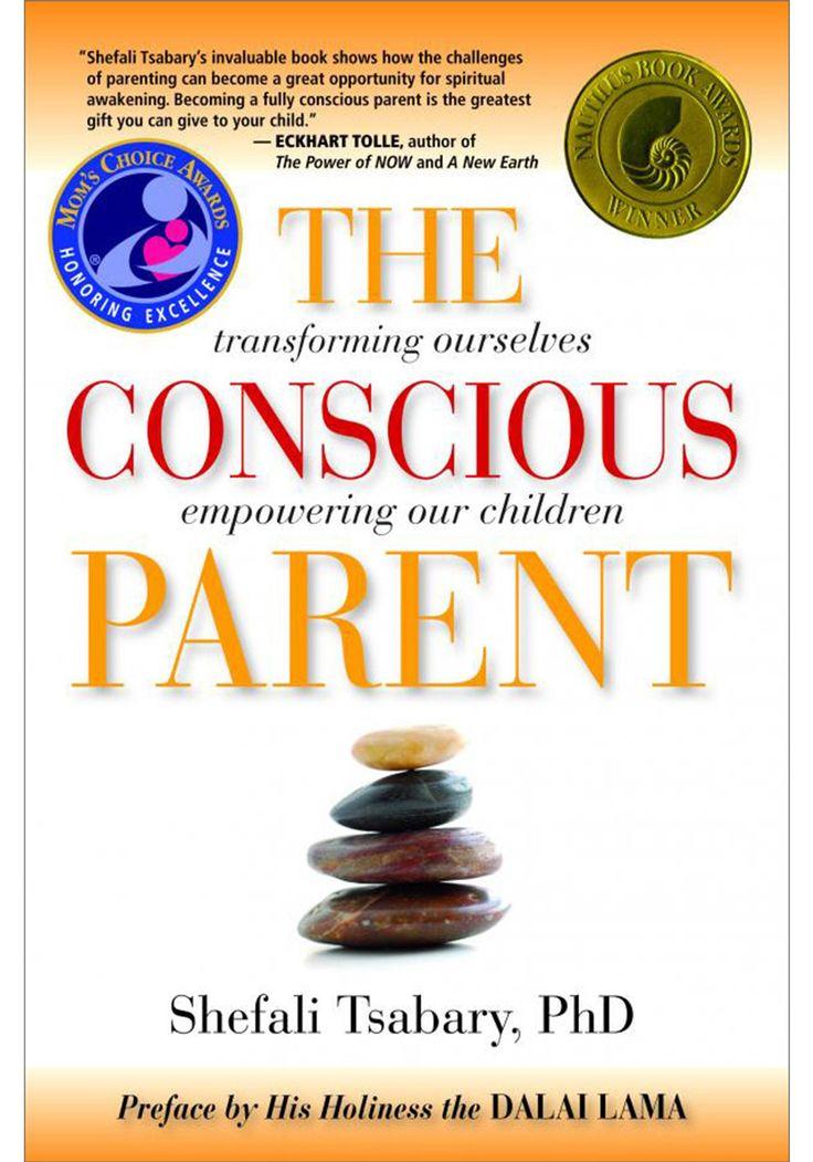 "Read an excerpt from Dr. Shefali Tsabary's book ""The Conscious Parent."""