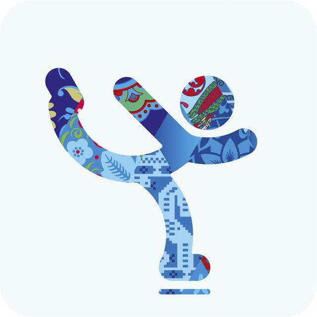 New Winter Olympics 2014 Pictograms Revealed - My Modern Metropolis #pictogram, #identity, #winterolipics