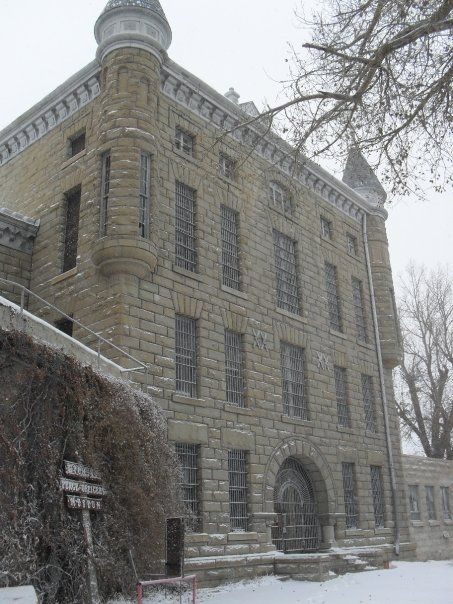 Wyoming Frontier Prison in Rawlins is reported to be haunted by the most violent inmates in Wyoming history. It was featured on Ghost Stories and Ghost Adventures.