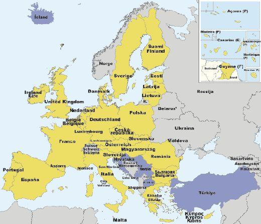 All'Unione Europea il premio Nobel per la Pace