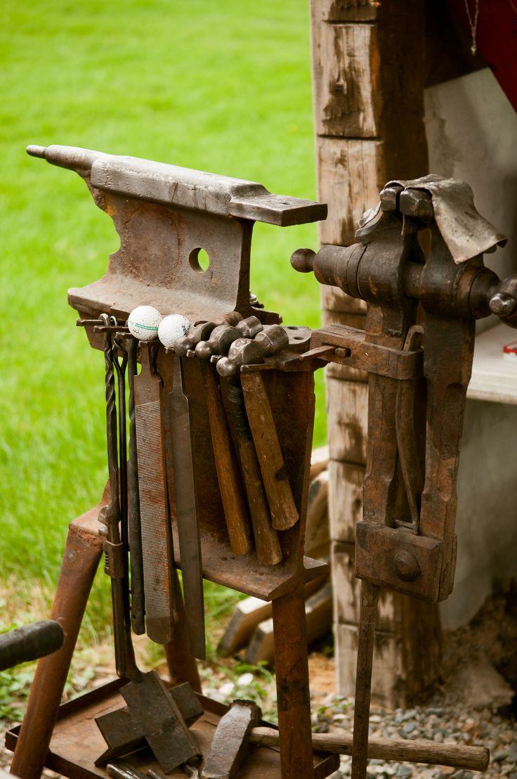 blacksmith tools | Flickr - Photo Sharing!