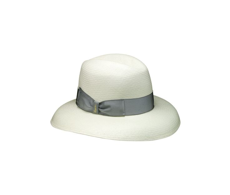 Thin panama hat. Product code: 231979 Shop it here: http://shop.borsalino.com/en/womans-collection/spring-summer/straw-hats/thin-panama-hat-wide-brim