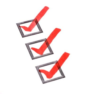 Transition to retirement planning checklist