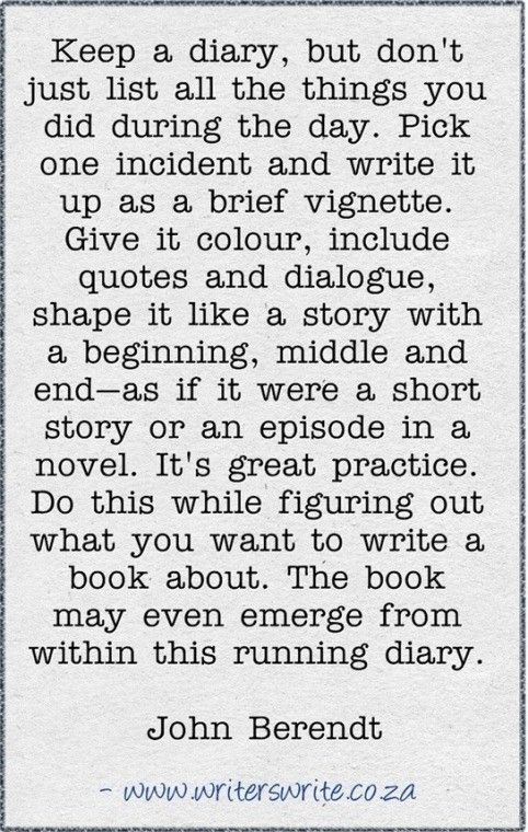#write every day...this is basically the same concept as Natalie G's Morning Pages