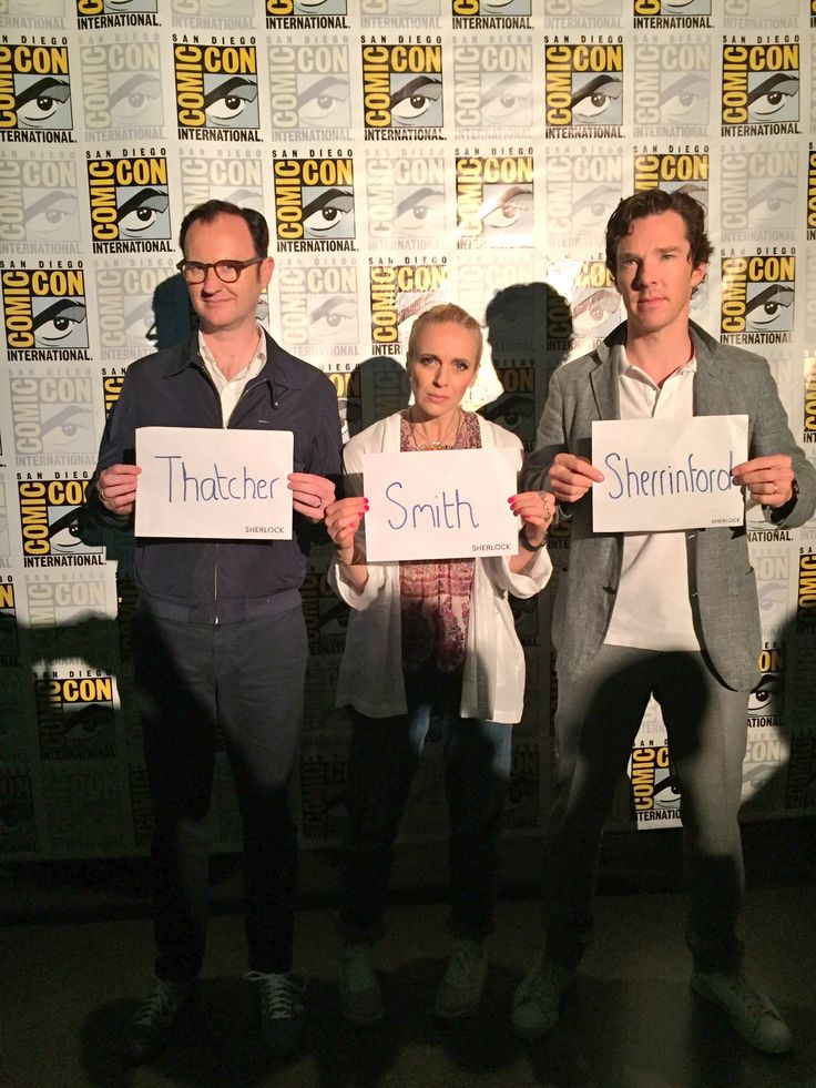 Key words for season 4 episode titles Are Thatcher, Smith, and Sherrinford. The six thatchers, the lying detective and what??!! Sherrinford is the initial name of Sherlock and in some versions his brother!!!