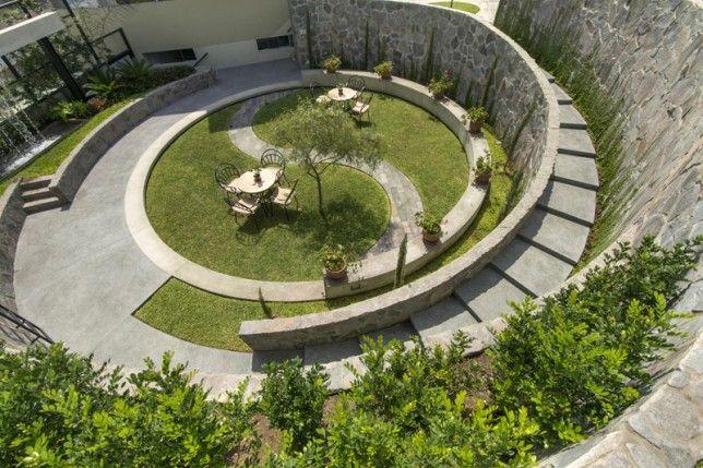 sunken garden - Google 검색