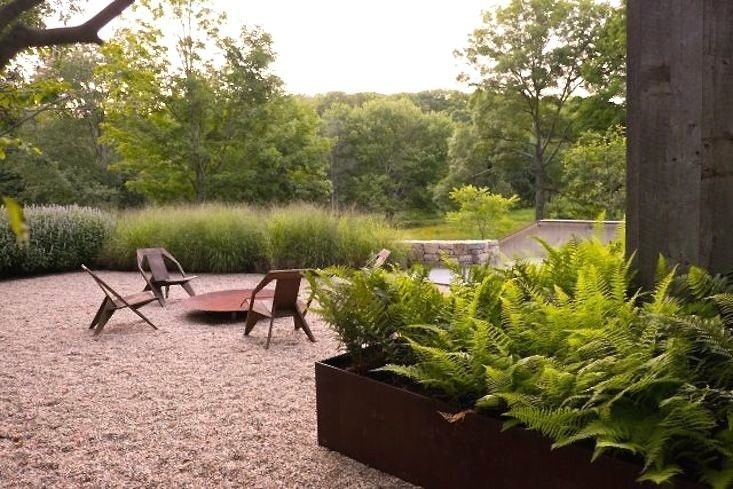 nelson byrd woltz landscape architects / hudson highland cottage, new york: