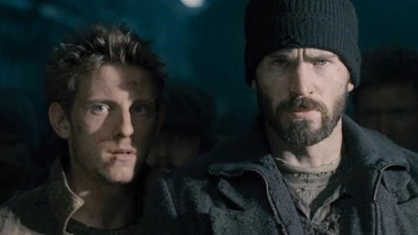 """Bong Joon-ho's """"Snowpiercer"""" starring Chris Evans, Jamie Bell, Tilda Swinton, John Hurt, Octavia Spencer, Song Kang-ho, and Ed Harris is now playing in Houston. This is easily the  most thought provoking action film of the summer. See it if you have the chance. #examinercom #Snowpiercer #moviereview #ChrisEvans #JamieBell #TildaSwinton #JohnHurt #EdHarris #sciencefiction #action #Movies #RadiusTWC"""