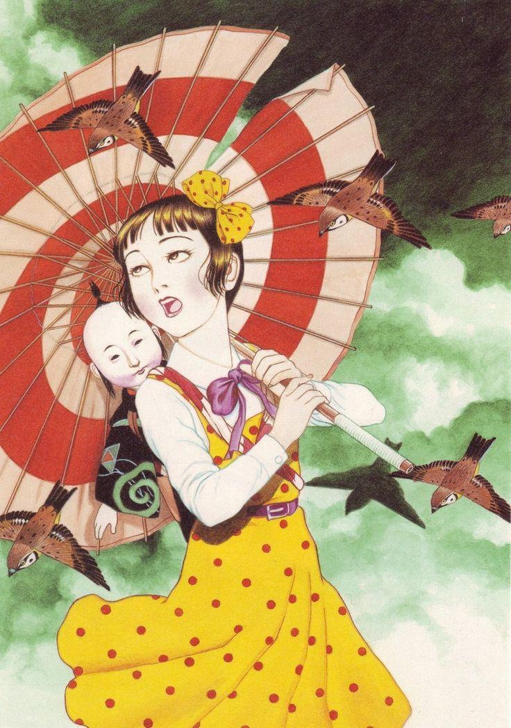 Suehiro Maruo, niceties of the grotesque