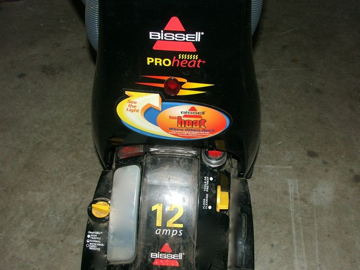 Won T Spray Solution Rollers Spin Fixing Bissell Proheat