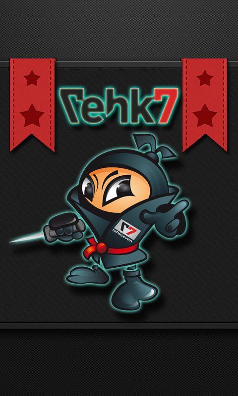 Free Tehk Ninja mobile wallpaper by noahsarc on Tehkseven