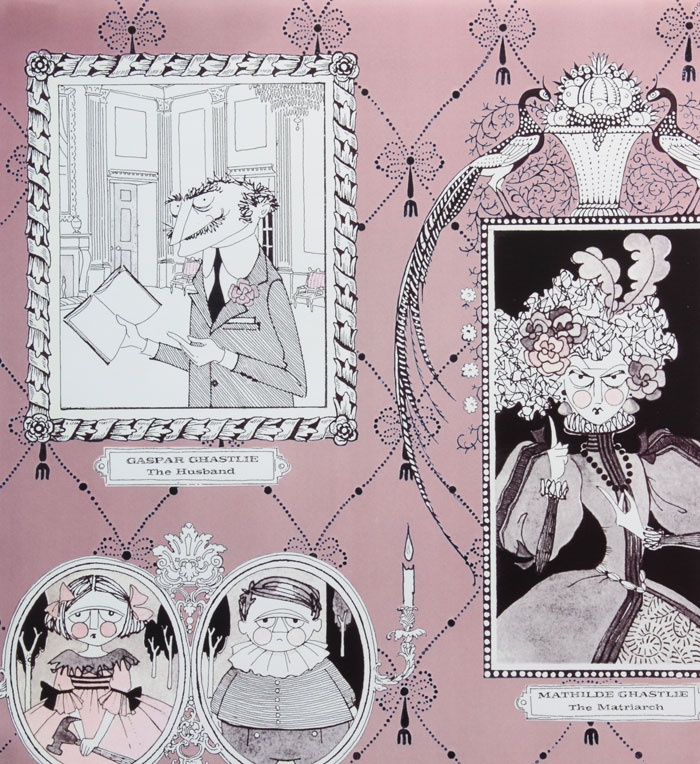 alexander henry fabric - Ghastlies - all time fave