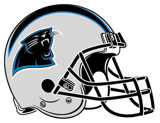 Carolina Panthers Helmet Logo - National Football League (NFL ...
