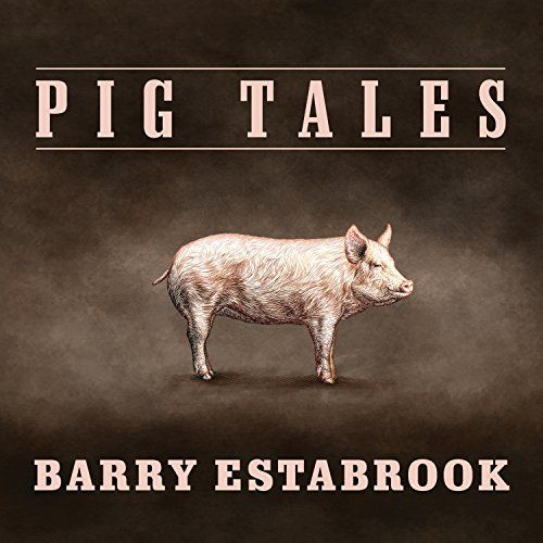Pig Tales: An Omnivore's Quest for Sustainable Meat:   Barry Estabrook, author of the New York Times/i bestseller Tomatoland/i, now explores the dark side of the American pork industry. Drawing on his personal experiences raising pigs as well as his sharp investigative instincts, he covers the range of the human-porcine experience. He embarks on nocturnal feral pig hunts in Texas. He visits farmers who raise animals in vast confinement barns for Smithfield and Tyson, two of the country...