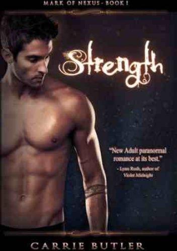 Okładka książki Strength