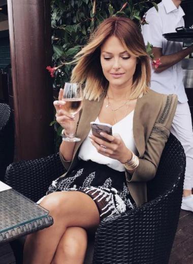 Caroline Receveur impatiente d'aller au Festival de Cannes