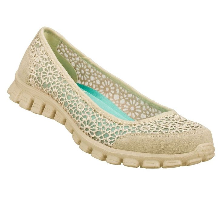 Details About 22625 Natural Skechers Shoes Memory Foam