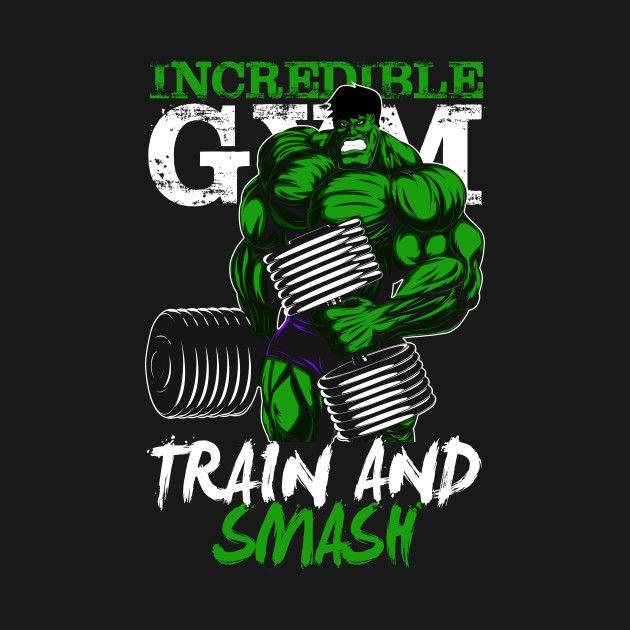 #Hulk #Fan #Art. (Train and Smash!) By: TeePublic. (THE * 5 * STÅR * ÅWARD * OF: * AW YEAH, IT'S MAJOR ÅWESOMENESS!!!™)[THANK Ü 4 PINNING<·><]<©>ÅÅÅ+(OB4E)