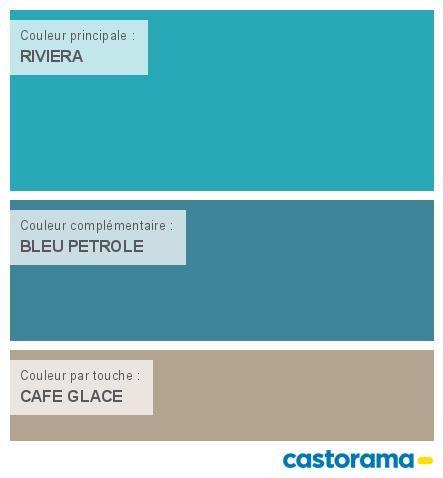 castorama nuancier peinture mon harmonie peinture riviera satin de colours collection d co. Black Bedroom Furniture Sets. Home Design Ideas