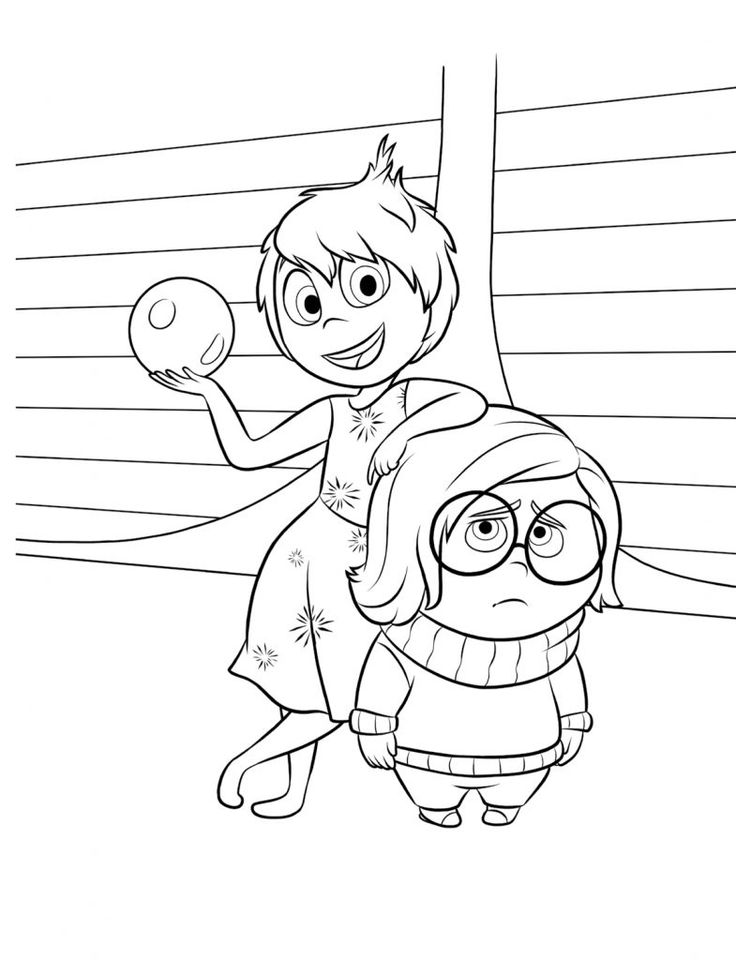 581 Best Disney Coloring Pages Images