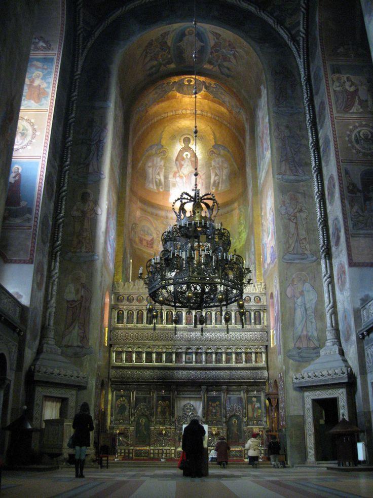 omniscientlyeye:  dormition of the theotokos cathedral, cluj-napoca, romania
