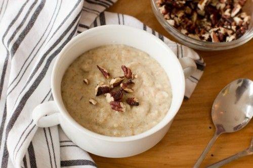 Porridge w/Whiskey: Tasty Recipe, Barnsley House, Whiskey, Forward, Breakfast, Food, Fathers Day, House Porridge, Winter Treats