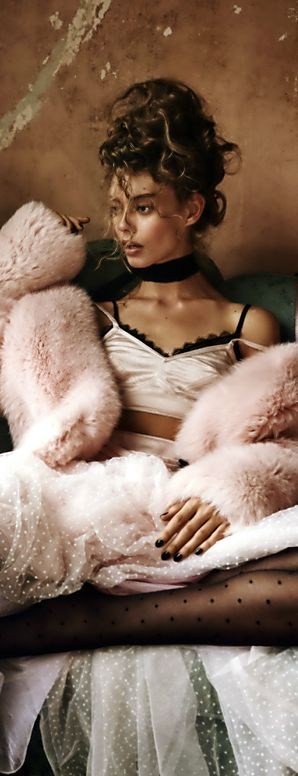 -Ondria Hardin by Mariano Vivanco | Vogue Russia                                                                                                                                                                                 More