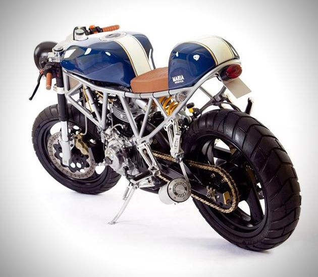 Photography Of DUCATI 750 SS Italian Sniper