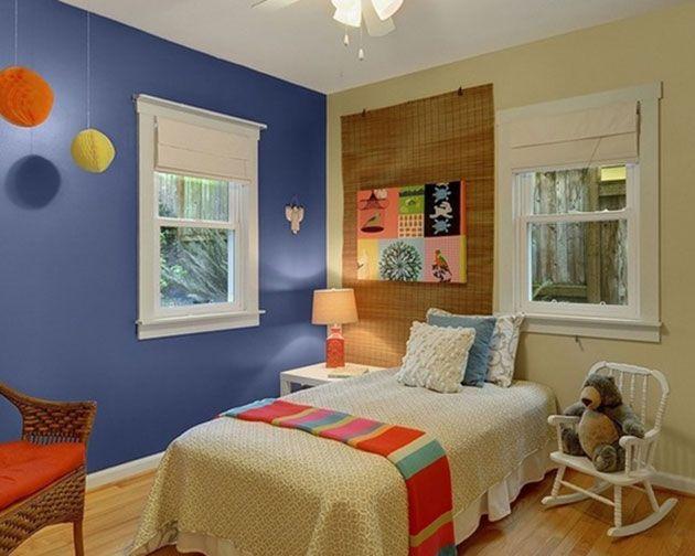 35++ Pintar habitacion bebe dos colores trends