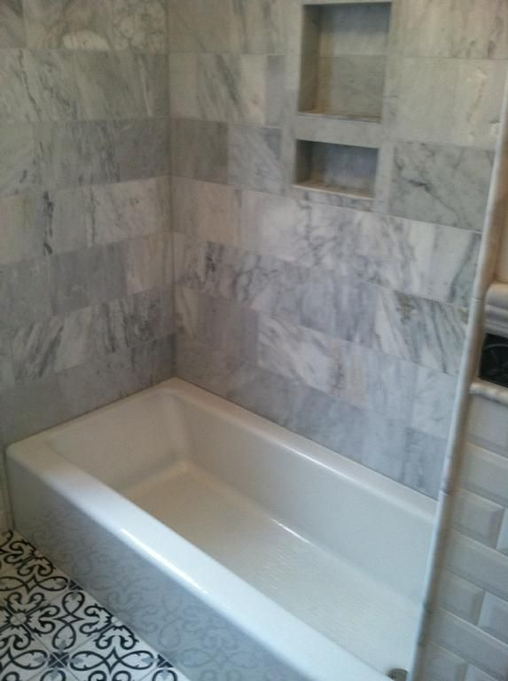 By New Creations In Tile Amp Stone Tile Tub Surround Tub