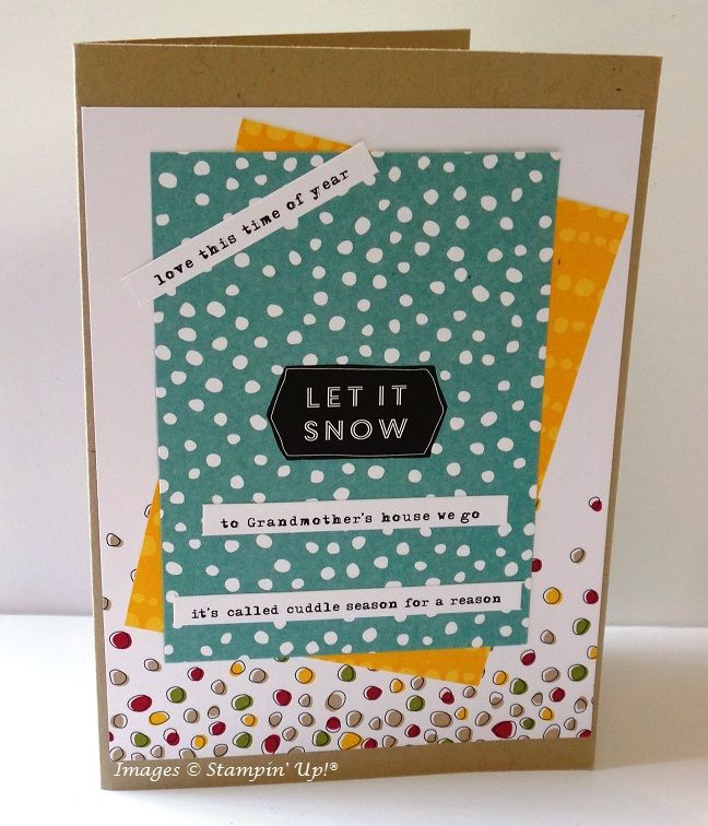 More Hello December Project Life