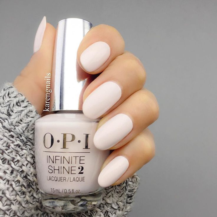 Cheers  to the FIRST Monday of the year! 2016 First Mani Monday #nails using  @opi_products #infiniteshine #karengnails by karengnails