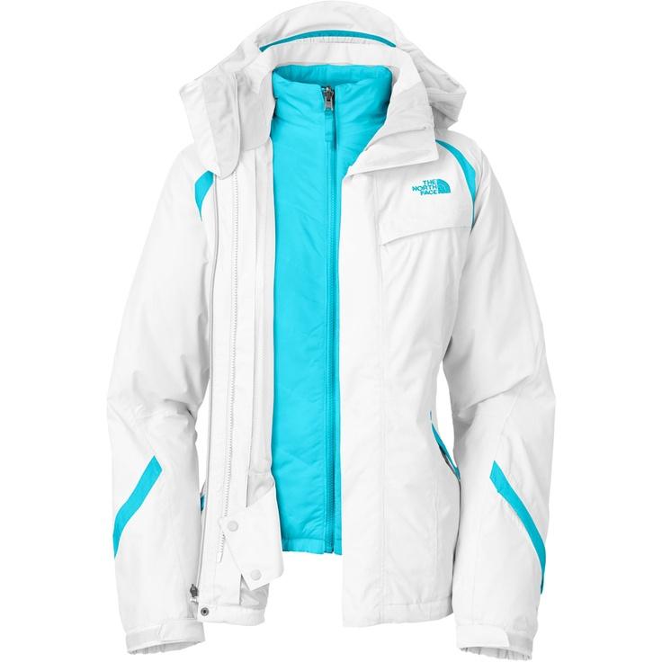 The North Face Kira Triclimate Ski Jacket (Women's), #PeterGlenn