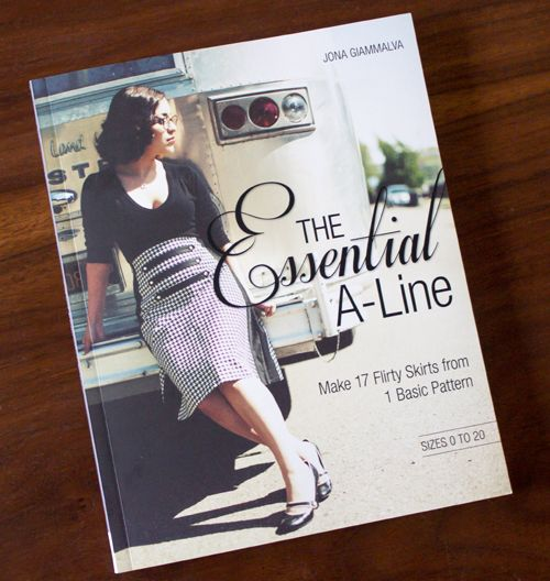 contest: enter to win a great book re: sewing skirts