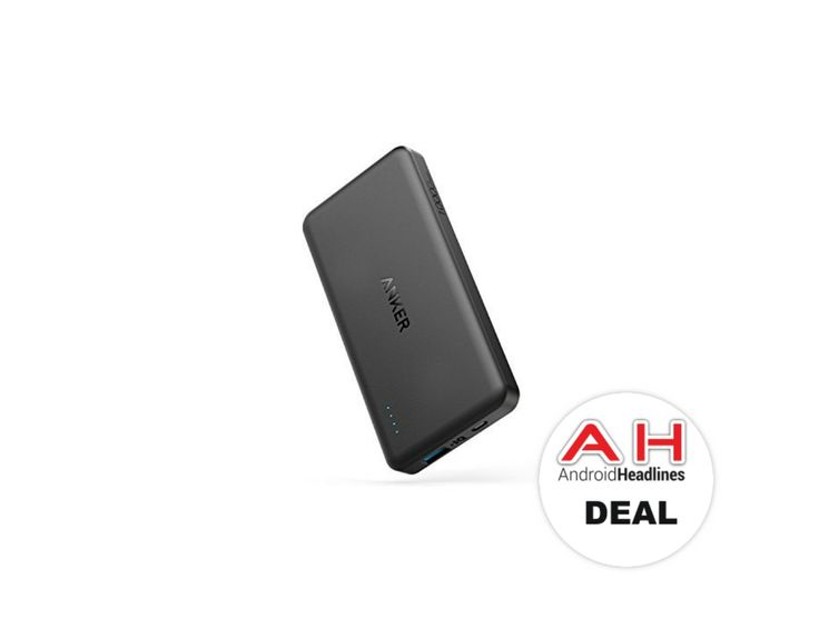 Deal: Anker PowerCore II Slim 10000 Power Bank for $30 w/ Code – 1/3/18 #Android #Google #news