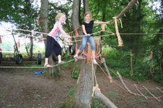 Kinderen - Camping de la Semois in de Ardennen   Echt kamperen aan de rivier.