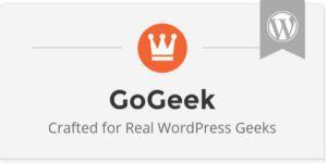 Desideri creare un e-commerce? Scegli GoGeek di Siteground Hosting SSD sicuro, veloce e i migliori CMS con un click