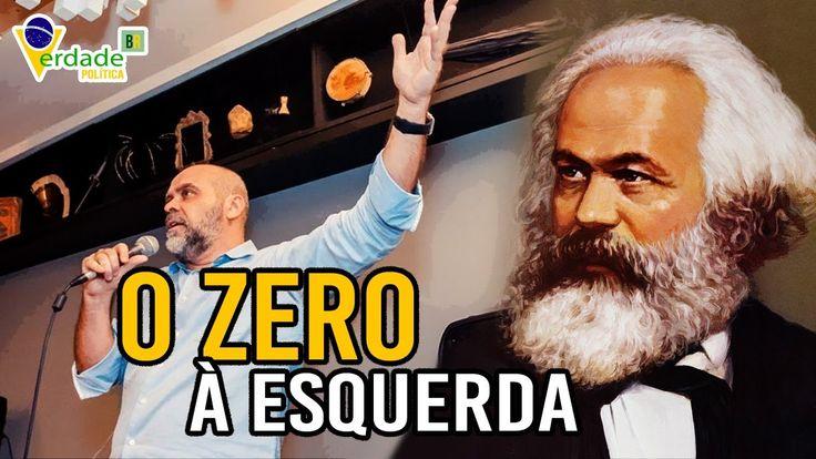 Karl Marx, o zero à esquerda que virou um câncer cultural - palestra imp...