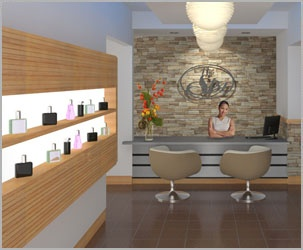 241 best Spa and Salon Interiors images on Pinterest | Salon ideas,  Hairstyles and Sheer curtains