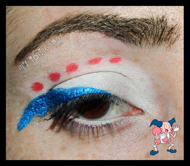 Reto poke makeup - PSIQUICO