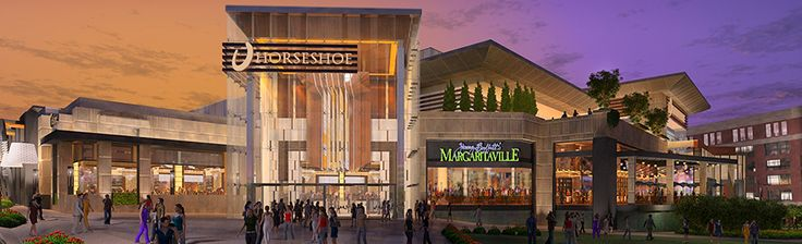 Horseshoe Casino Cincinnati - Whatever you might say about this place, it's done wonders for the neighborhood :)