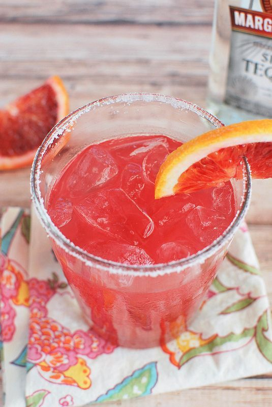 Blood Orange Margaritas | Recipe | Bellinis, Brunch drinks and The o ...